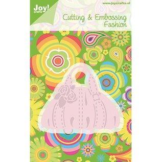 Joy!Crafts / Jeanine´s Art, Hobby Solutions Dies /  Stanzschablone: Handtasche, only 1 in stock