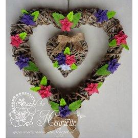 Joy!Crafts / Jeanine´s Art, Hobby Solutions Dies /  modello di punzonatura: 4 foglie