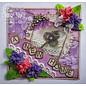 Joy!Crafts / Jeanine´s Art, Hobby Solutions Dies /  Ponsen sjabloon: 4 bladeren