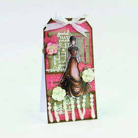 Tonic Studio´s Rubber Stamp: Bal des Débutantes - OFFRE SPÉCIALE!