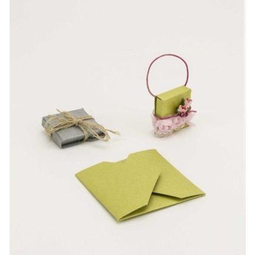 outil de pliage pour les enveloppes et boîtes