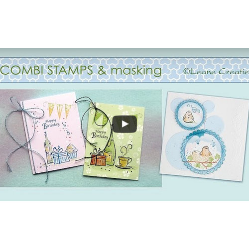 STAMP COMBINAISON AVEC VIDEO TECHNOLOGIE