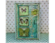 scrapbooking pegatinas, broches y pegatinas. o como decoración en las tarjetas