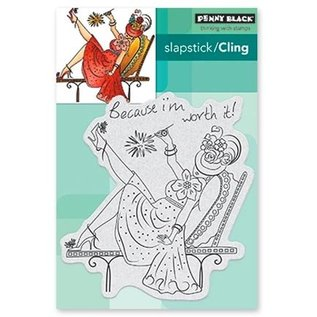 Penny Black Rubber Stamp: Worth It!