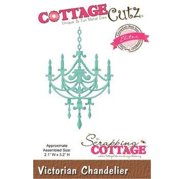 Cottage Cutz Ponsen sjabloon: Victorianisch