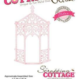 Cottage Cutz plantilla de perforación: Pérgola de estilo victoriano