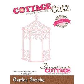 Cottage Cutz Stansning skabelon: victorianske Pergola