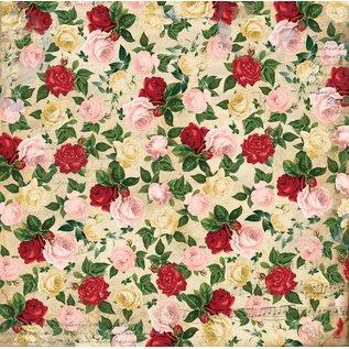 BO BUNNY Ontwerper papier, 30,5 x 30,5 cm, Bo Bunny Juliet