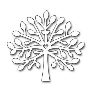 Penny Black Ponsen sjabloon: jonge boom