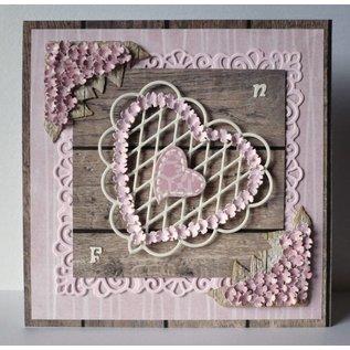 Joy!Crafts / Jeanine´s Art, Hobby Solutions Dies /  Sjabloon Hart