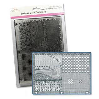 PERGAMENT TECHNIK / PARCHMENT ART Prickelschablone & Prickelmatte voor perkament Technology