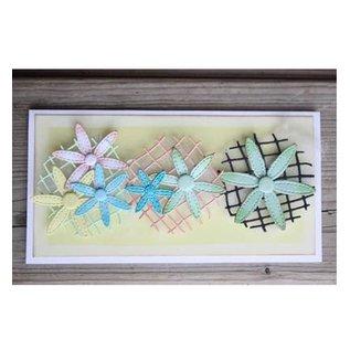 Joy!Crafts / Jeanine´s Art, Hobby Solutions Dies /  Ponsen sjabloon: Mery-net rond