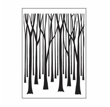 DARICE cartelle goffratura, alberi