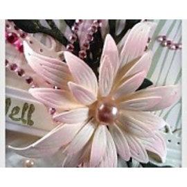 Docrafts / X-Cut Coupe meurt décoratif, fleur magnifique