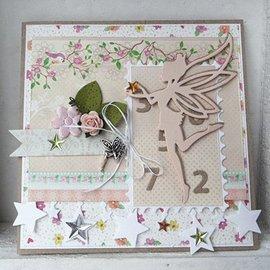 Marianne Design Stanzschablonen, fairy with star - back in stock!