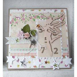 Marianne Design Fustelle, Fata con Star - di nuovo disponibile!