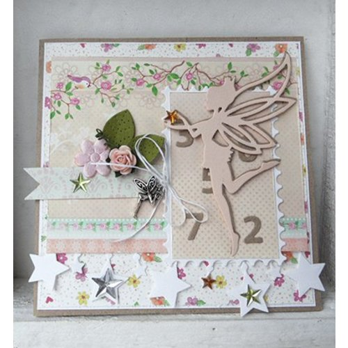 Marianne Design Stanzschablonen, fairy with star - back in stock!