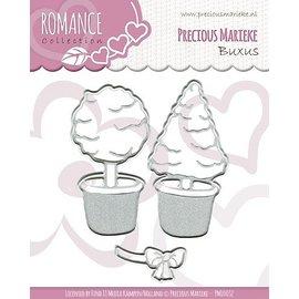 Precious Marieke Cutting templates: Romance Bux