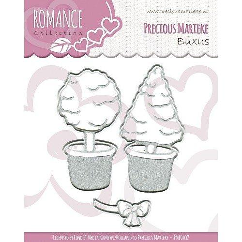 Precious Marieke Stanzschablonen: Romance Bux