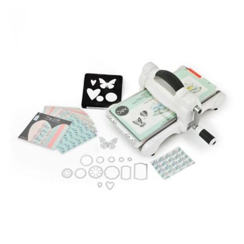 Sizzix POINTAGE ET MASQUES sizzix BIG SHOT