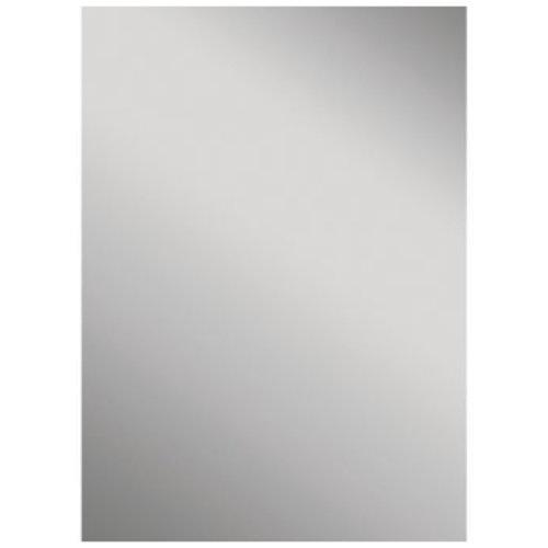 Karten und Scrapbooking Papier, Papier blöcke Miroir en carton A4, argent