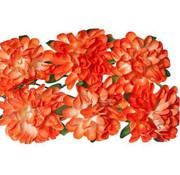 BLUMEN (MINI) UND ACCESOIRES romantische Papierblümchen