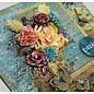 BLUMEN (MINI) UND ACCESOIRES romantisch papieren bloemen