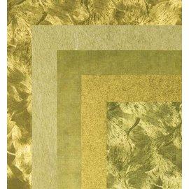 BASTELZUBEHÖR, WERKZEUG UND AUFBEWAHRUNG Papel, 15,0 x 15,0 cm, metálicos de oro texturas