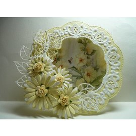 Marianne Design plantilla de perforación: Mariposa de Anja