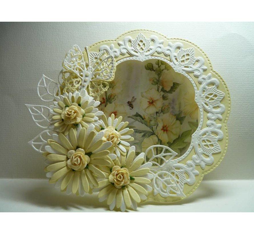 Stanzschablone: Anja's butterfly