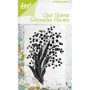 Stempel / Stamp: Transparent Clear Stamp, Transparent stempel: Bloemen