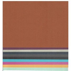 Karten und Scrapbooking Papier, Papier blöcke Papierset Metallic linnen Structuur, A5