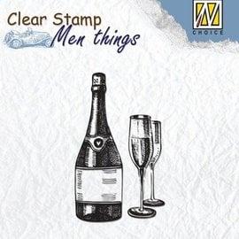 Stempel / Stamp: Transparent Chiara impronta: Degustazione