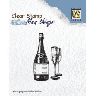 Stempel / Stamp: Transparent Clear Stamp: Proeven