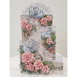 Heartfelt Creations aus USA Begrænset Edition! Dybtfølt Kollektion: Blomstrende Dogwood & Doves