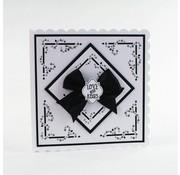 Tonic Studio´s Skærematricer: Dot & Drop, Diamond Corner