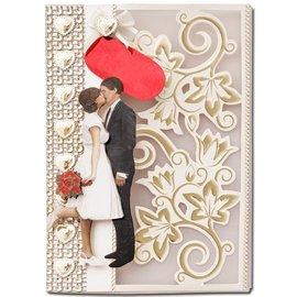 KARTEN und Zubehör / Cards 10 cartes doubles avec enveloppes de luxe