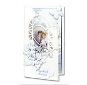 BASTELSETS / CRAFT KITS Håndværk sæt til bryllup invitation kort