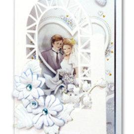 BASTELSETS / CRAFT KITS Craft set for wedding invitation cards