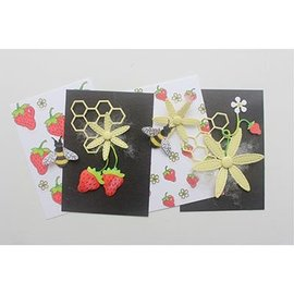 Joy!Crafts / Jeanine´s Art, Hobby Solutions Dies /  Estampación stencil sello +: Bee