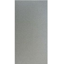 Karten und Scrapbooking Papier, Papier blöcke cartulina metalizada, 15x30cm, plata