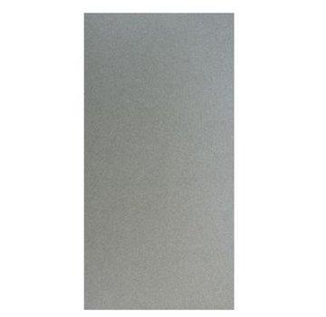 Karten und Scrapbooking Papier, Papier blöcke Metallisk karton, 15x30cm, sølv