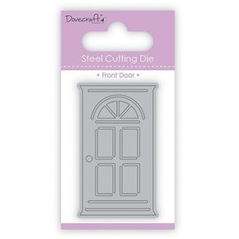 Docrafts / X-Cut Stamping stencils: Window Tur