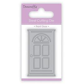 Docrafts / X-Cut Stanzschablonen: Window Tur