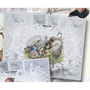 BASTELSETS / CRAFT KITS Compleet Card Set paradijsvogels
