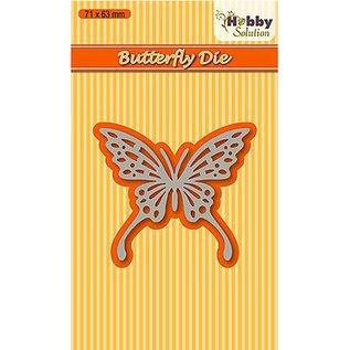 Joy!Crafts / Jeanine´s Art, Hobby Solutions Dies /  Ponsen template vlinder