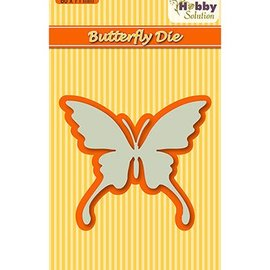 Joy!Crafts / Jeanine´s Art, Hobby Solutions Dies /  Stanzschablone: Schmetterling