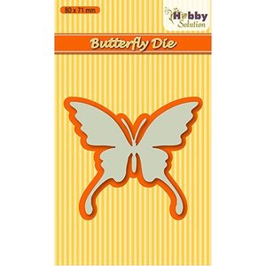 Joy!Crafts / Jeanine´s Art, Hobby Solutions Dies /  Stamping template: butterfly