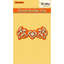 Joy!Crafts / Jeanine´s Art, Hobby Solutions Dies /  Stanzschablone: Bordüre