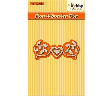 Joy!Crafts / Jeanine´s Art, Hobby Solutions Dies /  Modèle de poinçonnage: Border